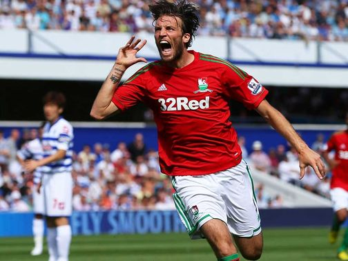 Michu: Enjoyed an 'unforgettable day'