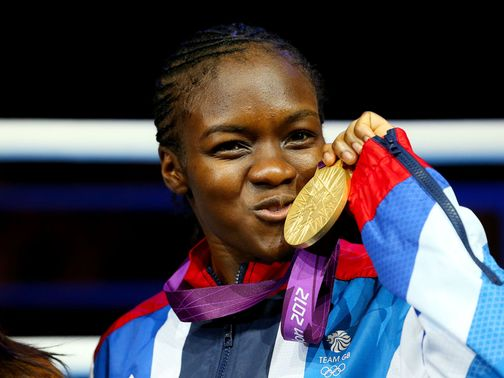 Nicola Adams: Won gold in London