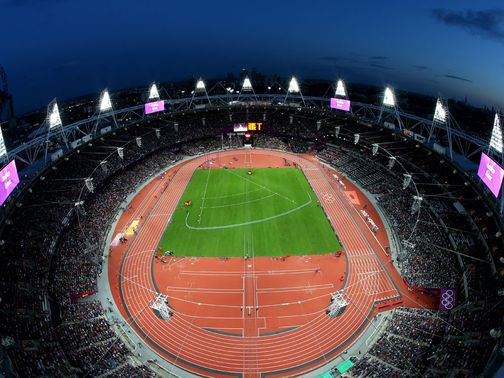 London: Will host IPC event in 2017