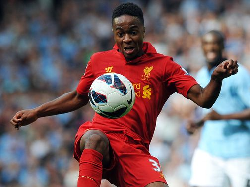 Raheem Sterling: Impressed against Manchester City