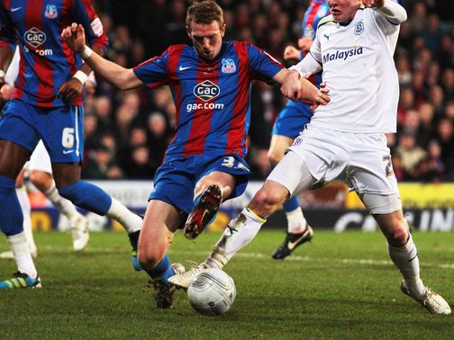 Peter Ramage: Back with Crystal Palace