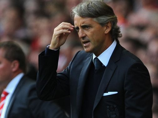 Roberto Mancini: Wants City to stay on top for years to come