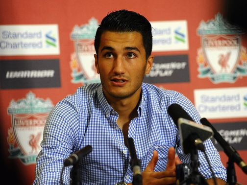 Nuri Sahin: Looking to play lead role