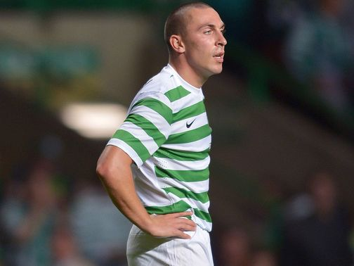 Scott Brown: Has travelled to Barcelona