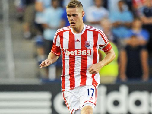 Ryan Shawcross: Wants to play for England
