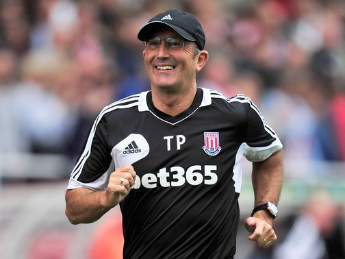 Tony Pulis: Looking ahead to cup clash