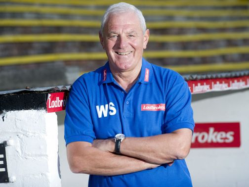 Walter Smith: Back involved with Rangers