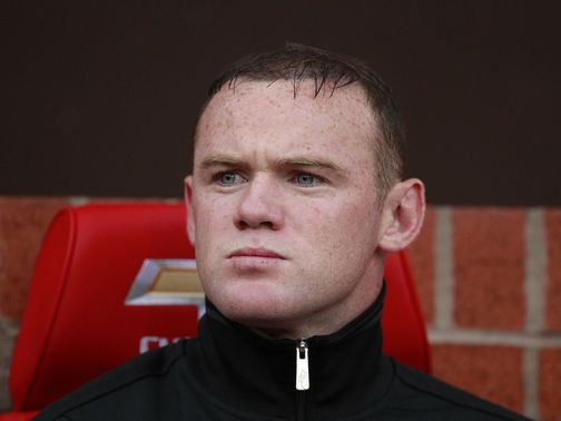 Wayne Rooney: Happy to be deployed in midfield role