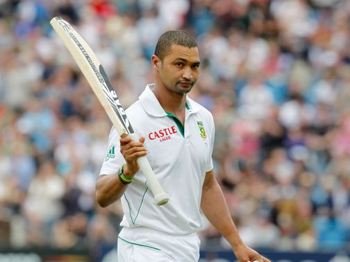 Alviro Petersen: Extra month at Taunton