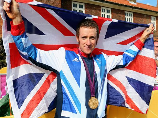 Wiggins: Another Olympic gold medal