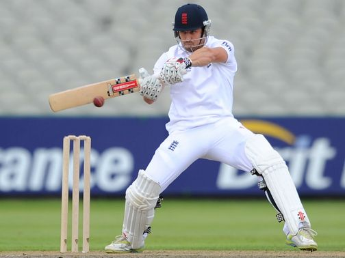 Nick Compton: Wants to open for England