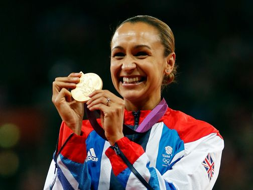 Jessica Ennis: British Olympic Athlete of the Year