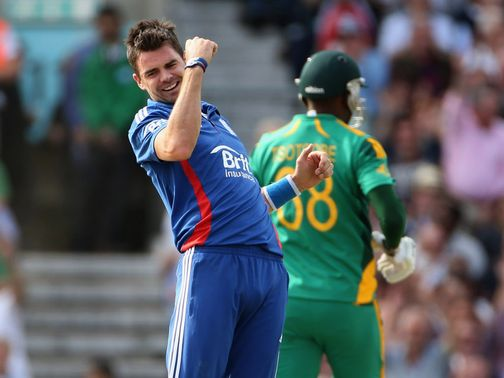 James Anderson: Gets England Twenty20 call