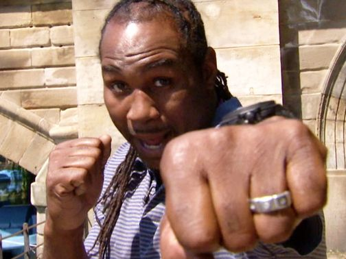 Lennox Lewis: Expects Ricky Hatton to cope with retirement