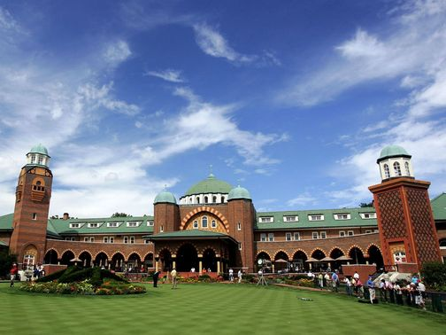 The No 3 Course at Medinah is a 7,658-yard par 72