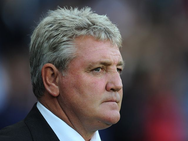 Steve Bruce: Concerned by a lack of cutting edge