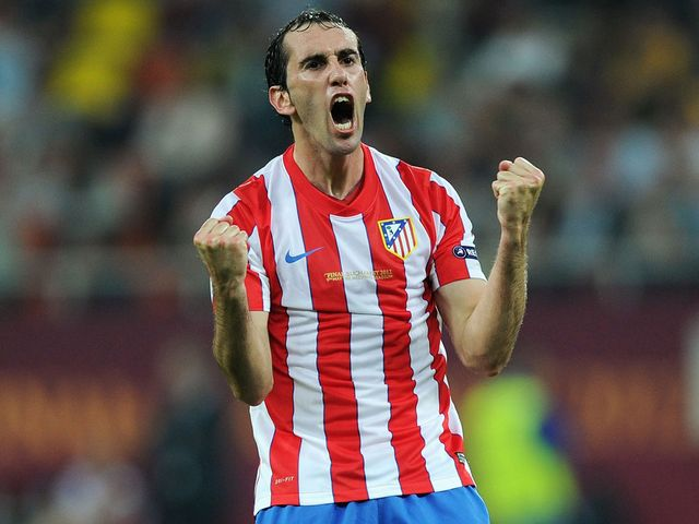 Godin: Linked with Liverpool move