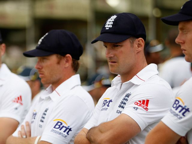 Andrew Strauss: Gracious in defeat