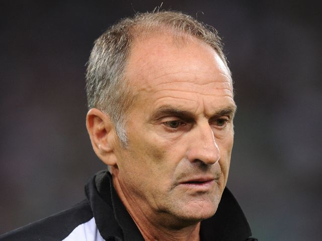 Francesco Guidolin: We are not being snobbish about the EL