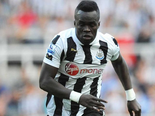Tiote: On African Nations Cup duty with Ivory Coast