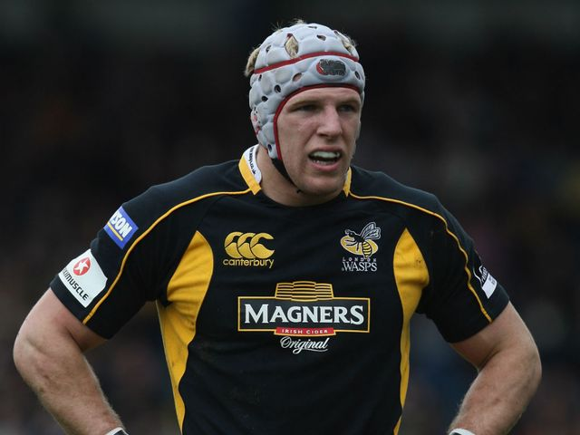 James Haskell returns for Wasps