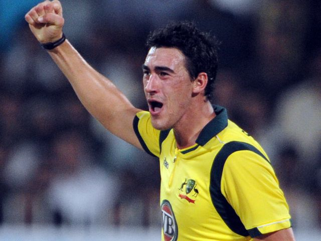 Starc: Took five wickets