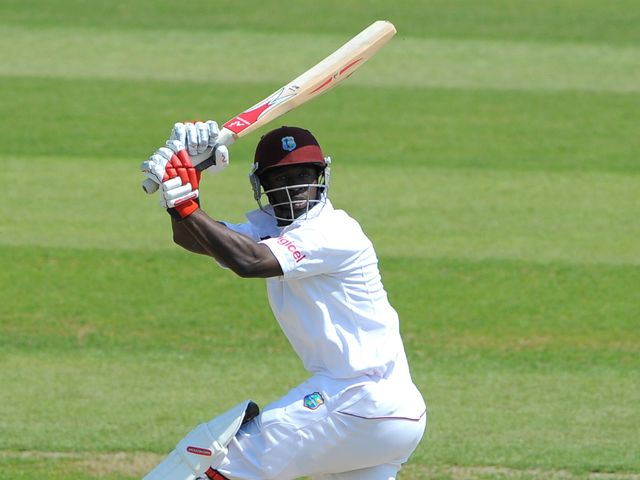 Kemar Roach: Good effort with the bat