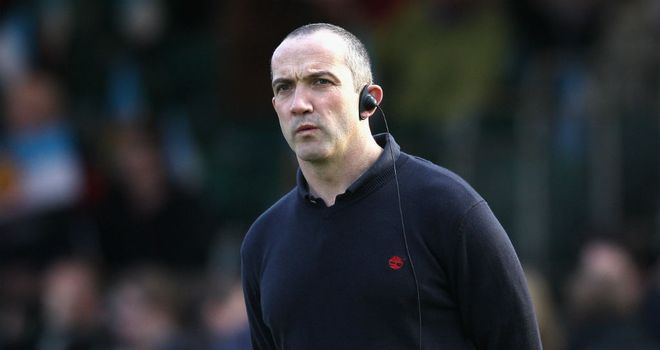 Conor O'Shea: Left frustrated after latest Harlequins defeat