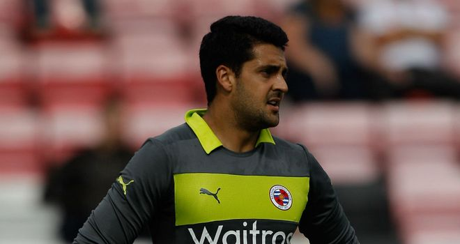 Adam Federici: Reading goalkeeper was replaced by Alex McCarthy for the 3-1 defeat by Tottenham