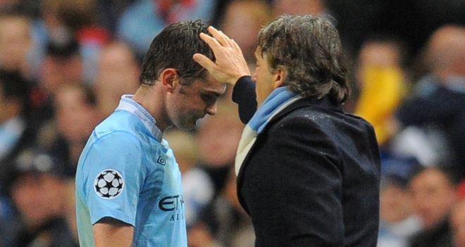 Adam Johnson: Would not advise youngsters to join Manchester City