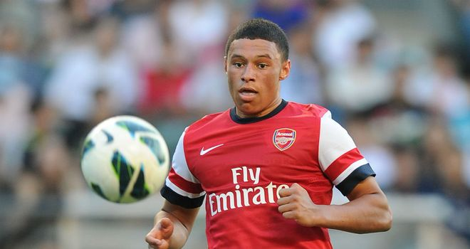 Alex Oxlade-Chamberlain: Has enjoyed a remarkable rise to prominence in 2012