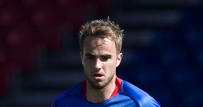 Andrew Shinnie: Handed senior Scotland debut