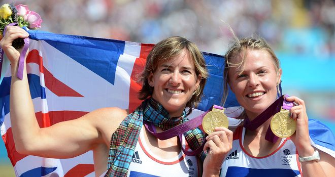 Katherine Grainger: Insists life has been unreal since winning Olympic gold