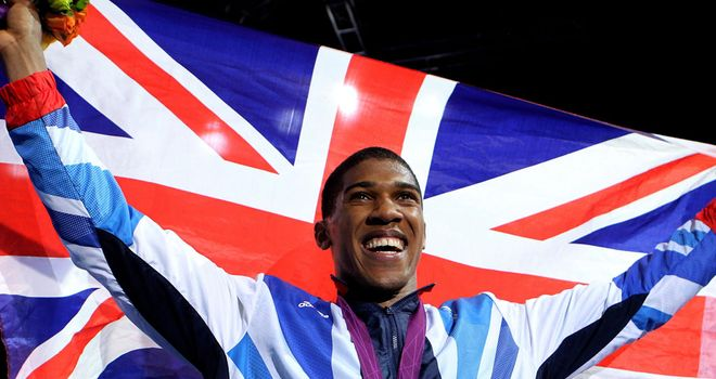 Anthony Joshua: Turning pro 12 months after winning Olympic gold