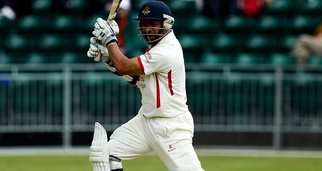 Ashwell Prince: No looking back for Lancashire batsman