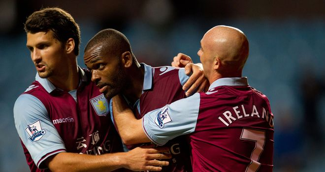 Darren Bent: Determined to score goals and force his way back into the England squad