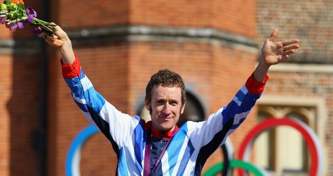 Bradley Wiggins: not ruling out a challenge in Rio in 2016