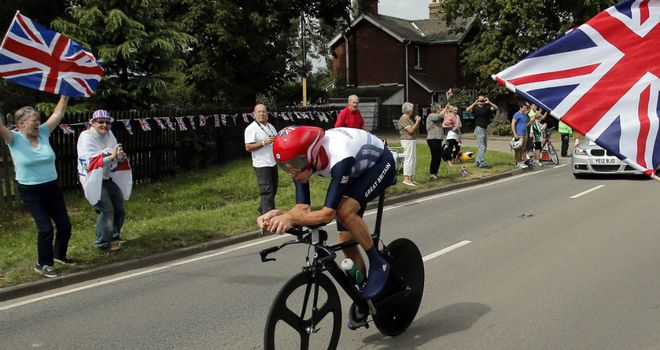 Bradley Wiggins: Will not compete in Tour of Denmark