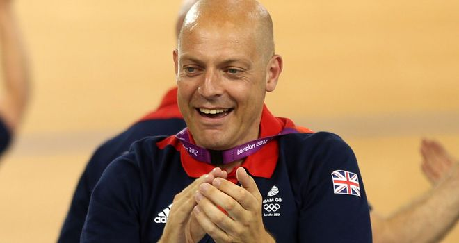 Dave Brailsford: wants to help Team GB to Rio success