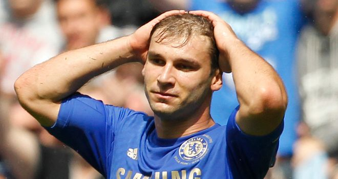 Branislav Ivanovic: Will not serve a ban as red card came in a non-competitive pre-season fixture