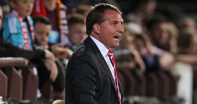 Brendan Rodgers: Not expected to make any signings before deadline