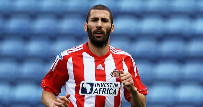 Carlos Cuellar: Looking forward to Sunderland's derby date with Newcastle