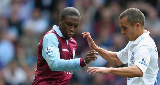 Charles N'Zogbia: Thinks he was trying too hard at Aston Villa last season