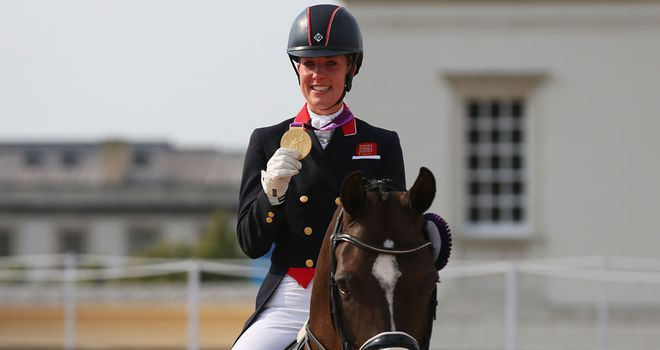 Charlotte Dujardin: Olympic champion on her wonder-horse Valegro