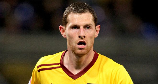 Chris McCann: Could leave Turf Moor