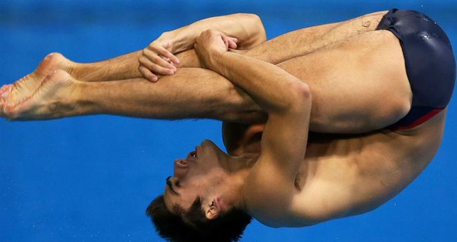 Chris Mears: Produced a shock to qualify for the final