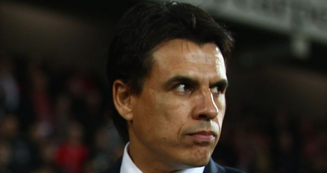 Chris Coleman: Looking for goals in Wales' World Cup qualifier against Serbia