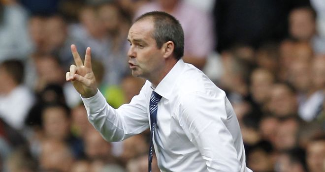 Steve Clarke: Two wins from two home games for new Baggies boss