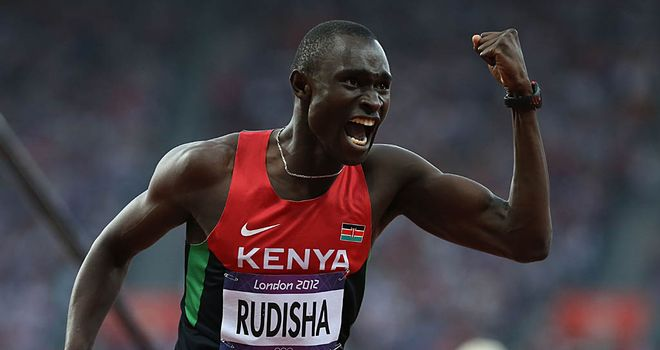 David Rudisha: Will miss Moscow