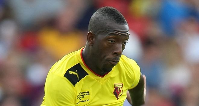 Lloyd Doyley: Set to sign new deal at Watford